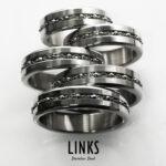 ステンレス コックリング LINKS